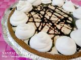 ピーナッツバターチョコレートパイ