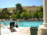 ベラージオのプール