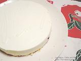 カスピ海ヨーグルトのレアチーズケーキ