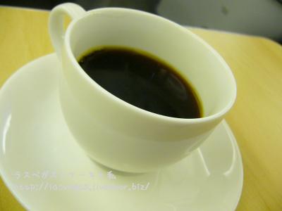 いとこ夫はコーヒー