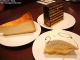 カーネギーデリのケーキ