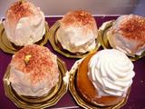 ソフィテルのケーキ