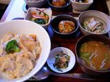 玄米ディナー定食