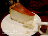 カーネギーデリのチーズケーキ