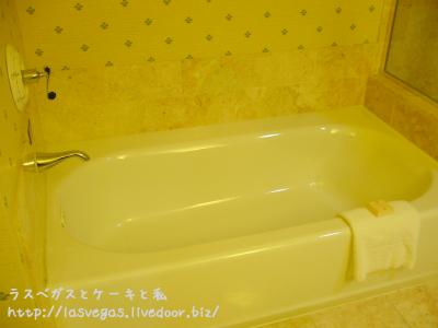 半身浴専用バスタブ?