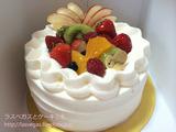ベビーモンシェールカフェ越谷レイクタウン店のケーキ