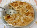 簡単アメリカンアップルパイのレシピ