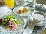 ザ・リッツ・カールトン東京 朝食@クラブラウンジ