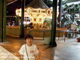 マイクロネシアモールの遊園地&ランチ