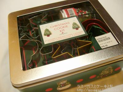 クリスマスクッキーキット
