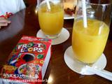 ロイヤルビーチクラブでの朝食・2