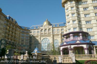 初ディズニーホテル