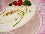 ストロベリー&クリームショートケーキ