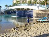グリーンバレーランチのプール