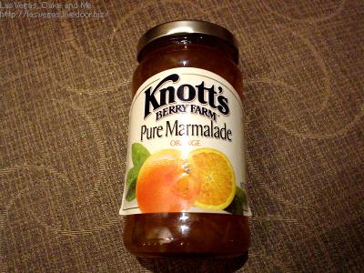 knott'sのマーマレード