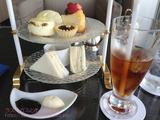 ●ヨコハマ グランドインターコンチネンタルホテルのラウンジ