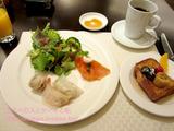 ウェスティン朝鮮・アリアの朝食ビュッフェ