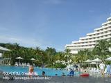 ニッコーグアムのプール&ビーチ
