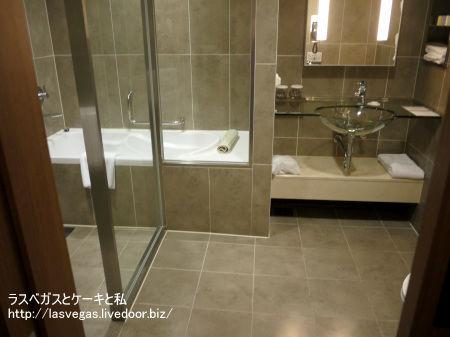 ロッテシティホテル麻浦バスルーム
