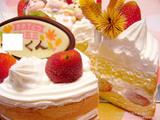 七五三ショートケーキ