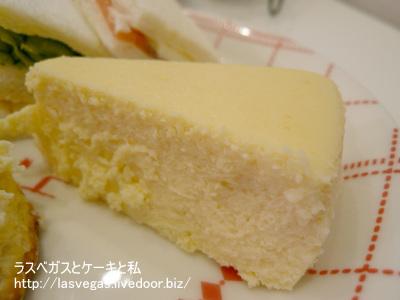 ネットリチーズケーキ