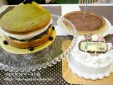 手作りバースデーケーキ&ディナー