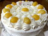 和久井さんのバースデーケーキ