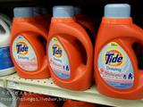 アメリカンな洗剤