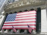 ウォール街を散策