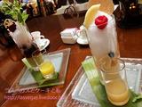 ストリングスホテル東京で涼菓かき氷アフタヌーンティーセット