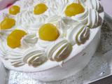 大本命誕生日ケーキ