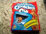 クッキーモンスターのクッキー