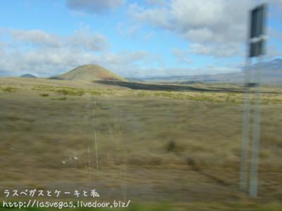 丸い山ーー