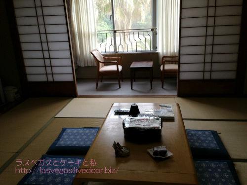 休暇村 大久野島(うさぎ島)の和室