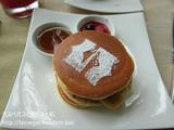 シャングリラ・バンコク リバーラウンジ で朝食