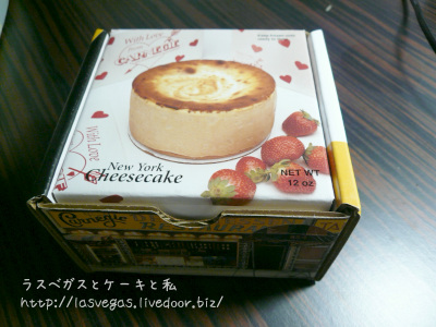 カーネギーチーズケーキ