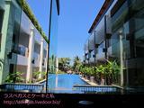 ラ フローラ リゾート パトンのプールアクセスデラックスルーム