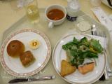 新富良野プリンスホテルの朝食ビュッフェ