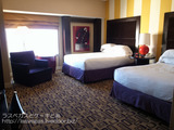 プラネットハリウッドホテル ラスベガスのお部屋レポ