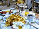 BOUCHONの朝食