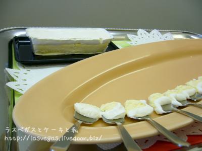 禁断の生チーズケーキ
