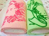 タイバニデコロールケーキ