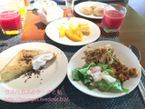 シャングリラ・セブの朝食&ツリーシェイド・スパで極楽マッサージ