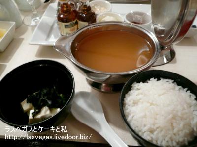 お味噌汁&ゴハン