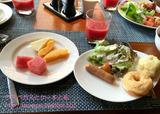 シャングリラ・マクタンリゾートセブ Tidesの朝食ビュッフェ
