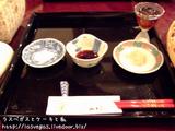 蕎麦庄やまこし宿泊記・食事編