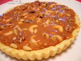 とろ〜りキャラメルナッツパイ