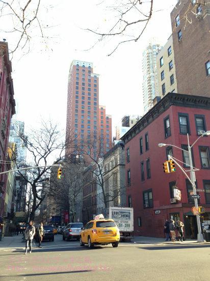 ニューヨークですね〜