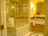 ベネチアン新館バスルーム