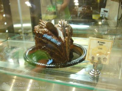ハイファッジケーキ